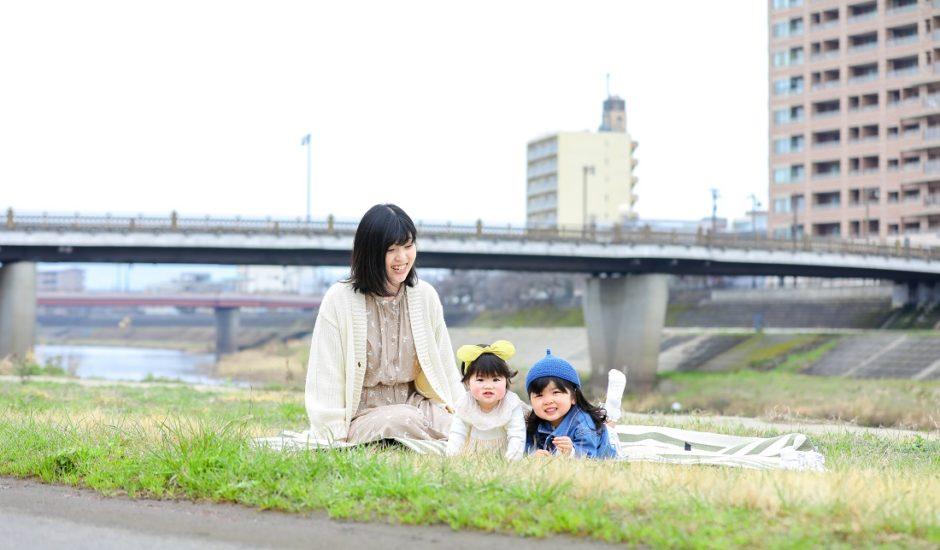 ママの笑顔が子供を育てる。ママのための地域情報誌